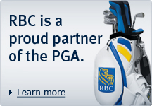 Learn more - RBC is a proud partner of the PGA.